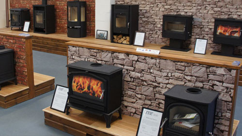 Multi Fuel Stove Showroom Anglesey